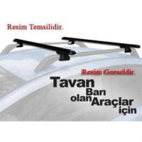Carub Bagaj Sörfü Ayarlı Ara Bar 150Cm 2Li Siyah