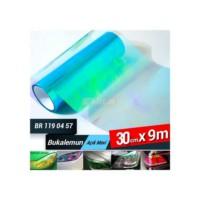 Far Filmi 30Cmx9Mt Kolormatik Lazer Mavi