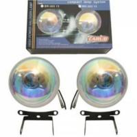Sis Lambası Yuvarlak 10Cm Orjinal Model Rainbow-Renkli Takım