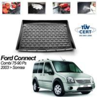Ford Connect Combı 75-90 Bagaj Havuzu Siyah 2003 Ve Sonrası