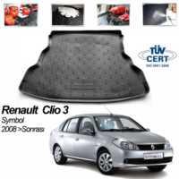Renault Symbol Sedan Bagaj Havuzu Siyah 2008-2012