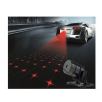 Araç Ejderha Modeli Arka Stop Lazer İkaz Lambası Cs-Ed222