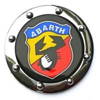 Arma Abarth Yuvarlak Küçük Boy Çap:7,5Cm