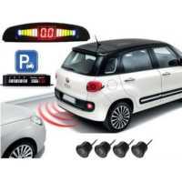 Park Sensörü 4 Sensörlü Bip Sesli Ekranlı Pmx