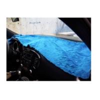 Peluş Örtü Minübüs Ve Kamyonet Mavi
