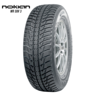 Nokian 225/55 R19 103V XL WR SUV 3 Kış Lastiği (Üretim Yılı: 2016)