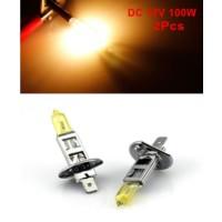 Carub Süper Sarı Işık H1 Carub 12V 60/55 W