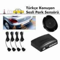 Pmx Park Sensörü 4 Sensörlü Türkçe Konuşan