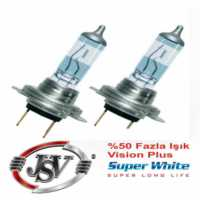 Sentinel Jsv H7 Süper Vision Plus %50 Fazla Işık Takım