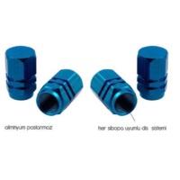 Süslenoto Sibop Kapağı Metal Mavi 5531117