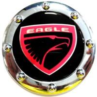 Süslenooto Arma Yuvarlak Eagle Çap:7,5Cm