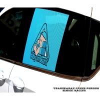 Simoni Racing Blu Trasparente - Bambino İn Auto Perde SMN100704