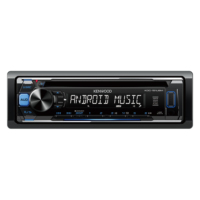 Kenwood Kdc-151Ubm Android Usb-Cd-Mp3-Aux-Radyo Oto Teyp