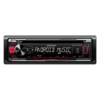 Kenwood Kdc-161Urm Android Usb-Cd-Mp3-Aux-Radyo Oto Teyp