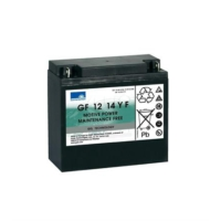 Sonnenschein GF12 014YG 12V 15 Amper Temizlik Makinası Jel akü