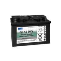 Sonnenschein GF 12 050 V 12V 55 Amper Temizlik Makinası Jel Akü