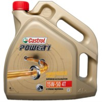 Castrol Power 1 15W-50 4T 4Litre