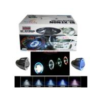 Carpi Xenon Bı Set 12V H7 8000K Angel Mercek Beyaz