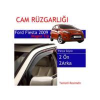 Carub Ford Fiesta Cam Rüzgarlığı 2009 Mugen 4Lü