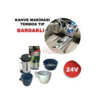 Demircioğlu Kahve Makinesi 24V Termos Tip