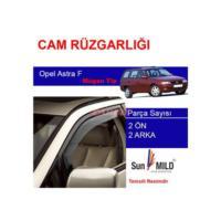 Demircioğlu Opel Astra- F Mugen Cam Rüzgarlığı 4Lü