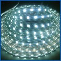 Odalight 220V. Şerit Led 10 Mt. (Fiş Takımı Dahil) Beyaz Işık