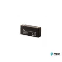 Ttec Plus 6V 1.3Ah Bakımsız Kuru Akü