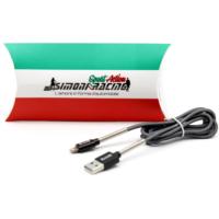 Simoni Racing Iphone 5-6-7 Şarj ve Data Kablosu SMN102636