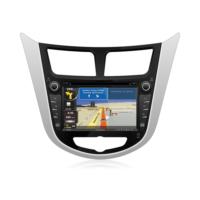 Navitech NX-234R, 2 Hyundai Accent Blue Araç Navigasyon ve Multimedya Sistemi