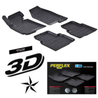 Perflex X-Mat Toyata Auris 2007-2013 3D Paspas