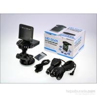 """Vip KS-521 HD-DVR 2.5"""" 6 Ledli Gece Görüşlü Araç İçi Kamera"""