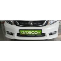 Civic Honda 2012- Sonrası Modulo Ön Tampon Eki - Boyalı