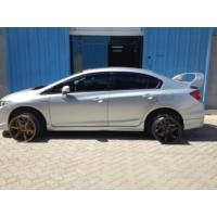 Civic Honda Spoıler - 2012 Mugen Yüksek Spoyler - Boyalı