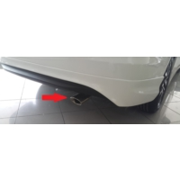 Civic Honda 2012-Sonrası Egzoz Ucu