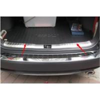 Crv Honda 2012 - Sonrası Arka Bagaj İç Eşik Koruma - Krom