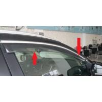 Crv Honda 2012 - Sonrası Cam Rüzgarlığı ( 4 Parça )