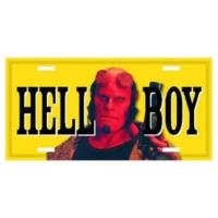 Dark Horse Hellboy Movie License Plate Plaka