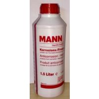 Mannkırmızı Organik Antifriz 1.5Lt (-40 Derece)