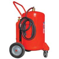 Köse Yangın Söndürücü - 150 Kg Kuru Kimyevi Tozlu Yangın Söndürücü