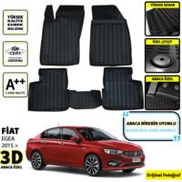 Fiat Egea 3D Oto Paspas Seti