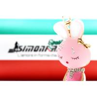 Simoni Racing Rosa Baby - Pembe Bebek Özel Anahtarlık SMN102832