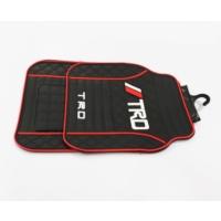 Space Spor Paspas 5'li Set - Kırmızı/Siyah (TRD)