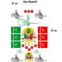 StickerMarket Osmanlı Sticker Seti