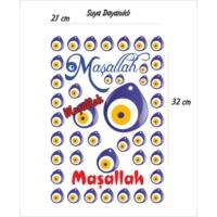 StickerMarket Nazar Boncuğu Sticker Seti
