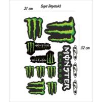 StickerMarket Monster Sticker Seti