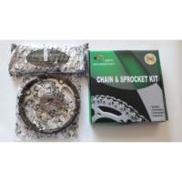 Arch Zincir Dişli Seti Arch Honda Cbf 150 15T/42T 428H-128L Kalın