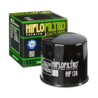 Hiflo Yağ Filtresi Hiflo Hf-138 Suzukı An650 Burgman Gsx-R 600 750 1000 1100 1300 Dl650 Dl1000 V-Strom