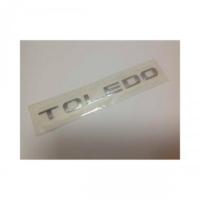 Oem Seat Toledo Arka Bagaj Yazısı Krom
