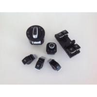 Oem Volkswagen Passat B6 Krom Kontrol Düğmeleri 6 Lı Set