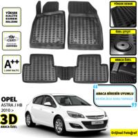 Opel Astra J 3D Oto Paspas Seti 2010 Sonrası